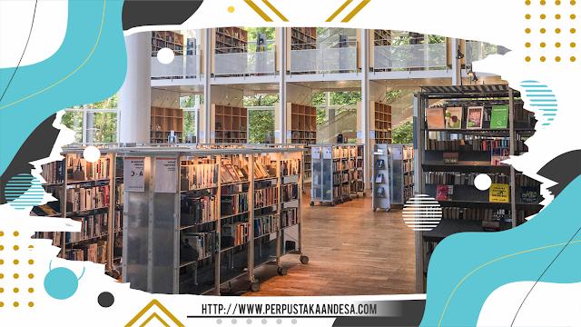 Profil Perpustakaan Desa Pustaka Sembilan, Desa Guwosari, Bantul Yogyakarta