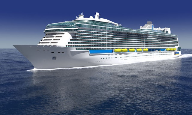 Royal Caribbean's Quantum Ultra Class Odyssey of the Seas to Sail the Caribbean and Europe in 2020 - 2021