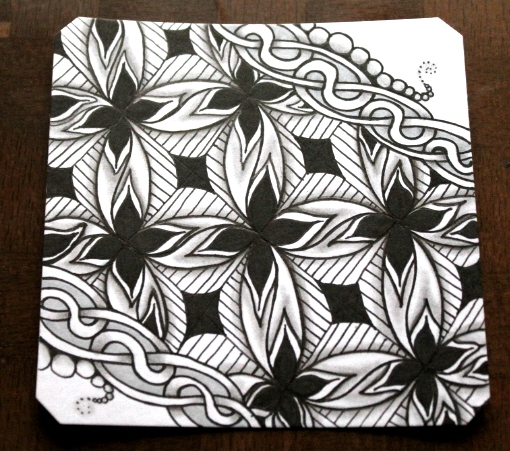 Sindoo Zentangle