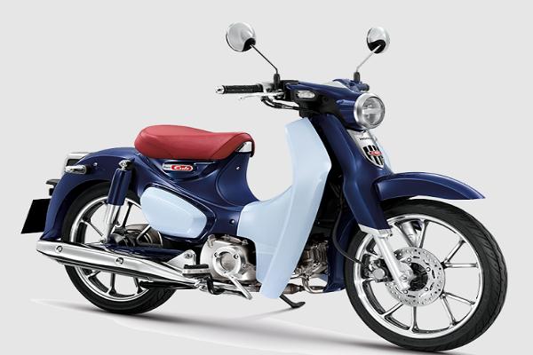 Rencana Honda Akan Merilis 4 Motor di Tahun 2024