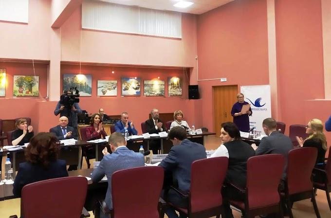 Покачевцы приняли участие в Совете Общественной палаты Югры