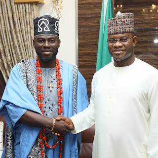 Gov. Yahaya Bello set to storm Ogun over His Presidential Ambition In 2023