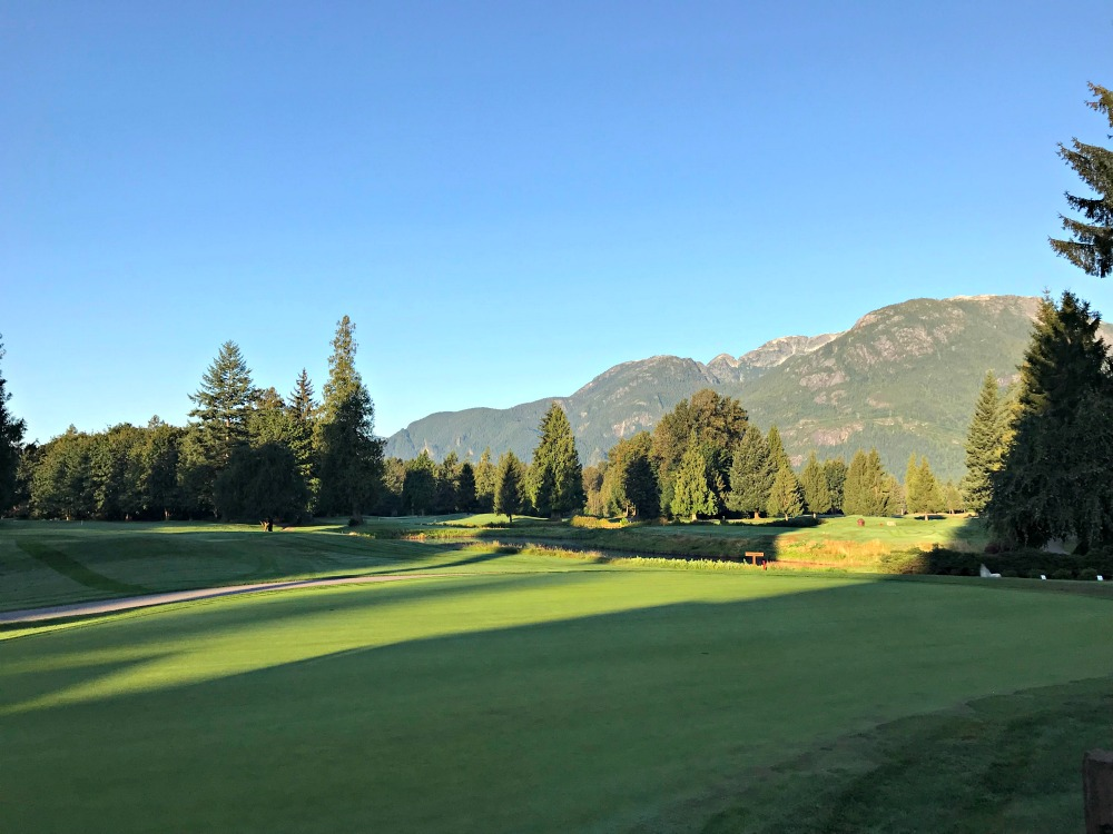 squamish country club