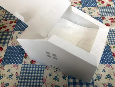 セリア おうち型マスクケース購入