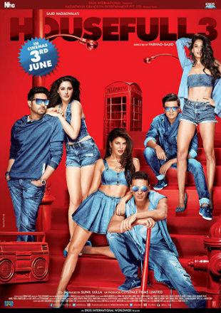 Housefull 3 2016 Full Hindi Movie Download