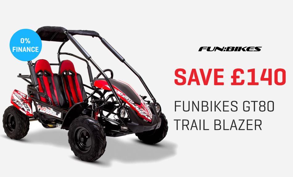 Save £140 FunBikes Trail Blazer