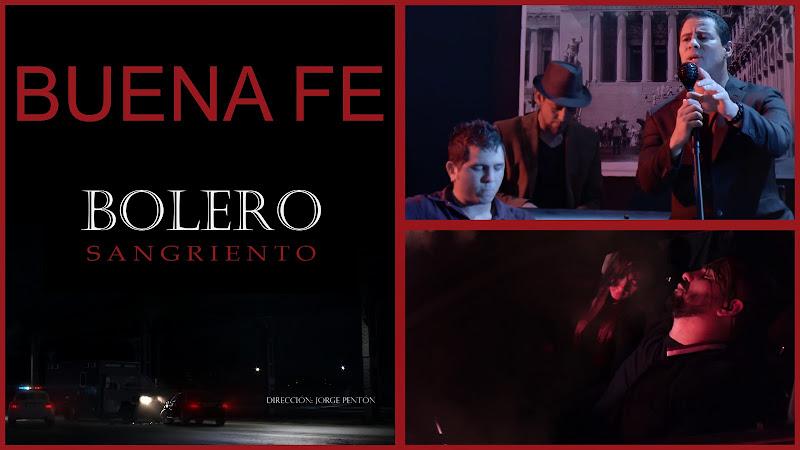Buena Fe - ¨Bolero sangriento¨ - Videoclip - Director: Jorge Pentón. Portal Del Vídeo Clip Cubano