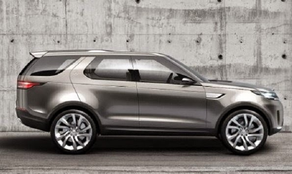 2016 Land Rover Release Date