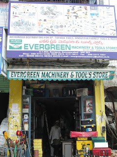 Ever Green Machinery & Tools Store secunderabad