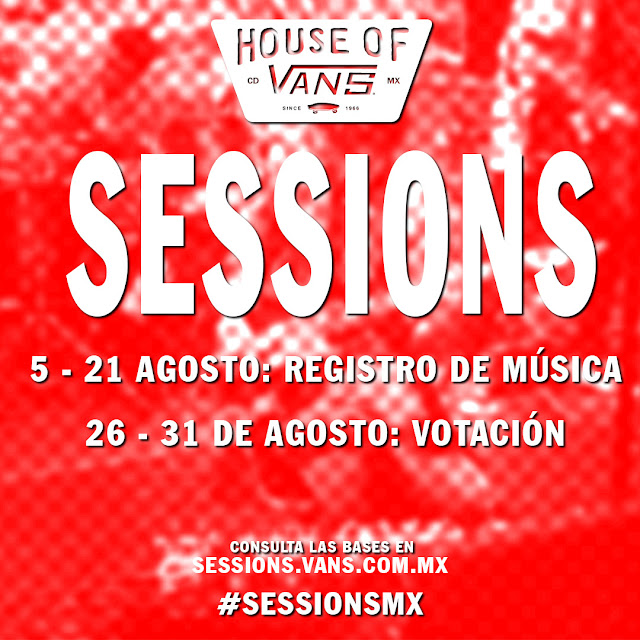 Vuelven las House of Vans Sessions
