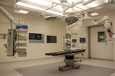 Jak wygląda sala operacyjna