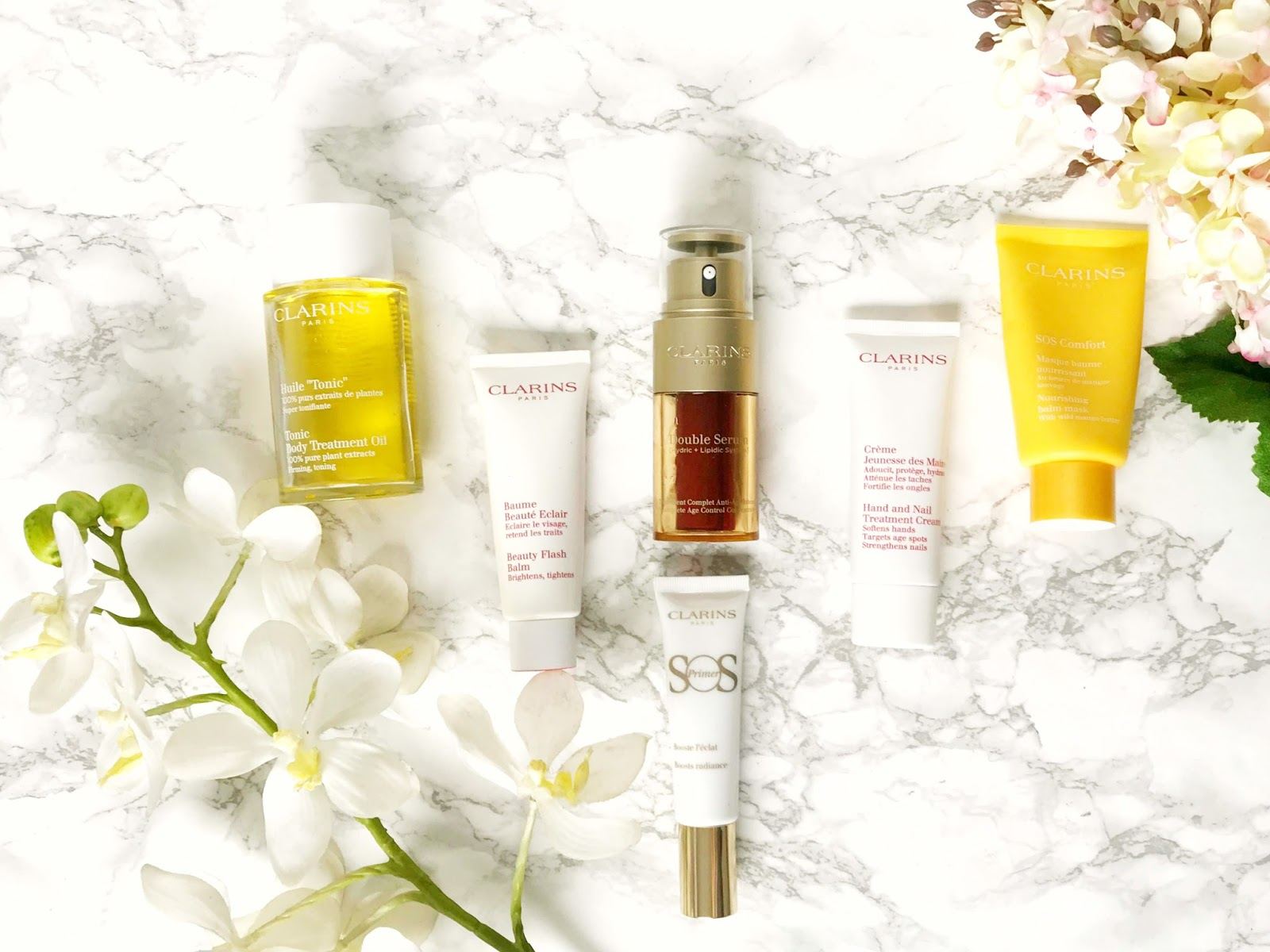 Clarins SOS Primer Review Universal Light