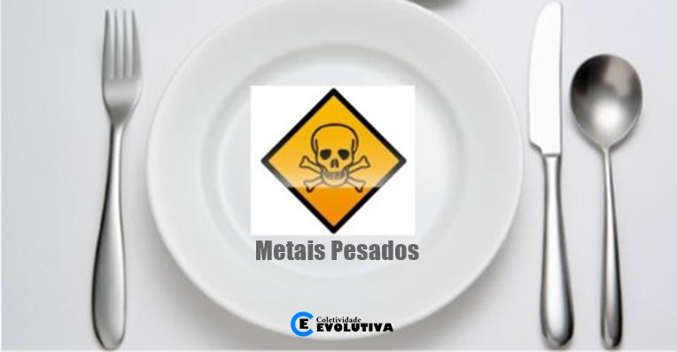 Toxicidade do metal pesado pode arruinar sua saúde