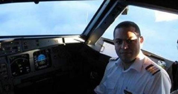 فيديو : تسجيل صوتي لقائد الطائرة المصرية المنكوبة