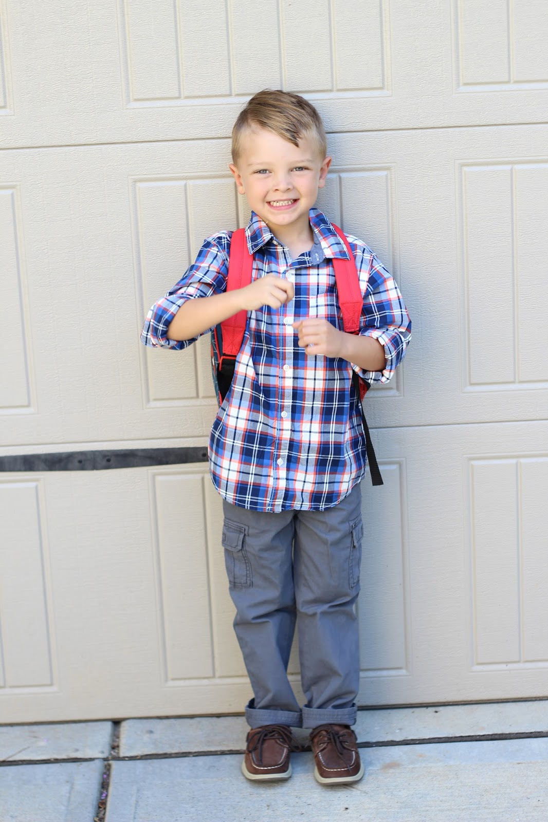 Kohl's Carters Back to School