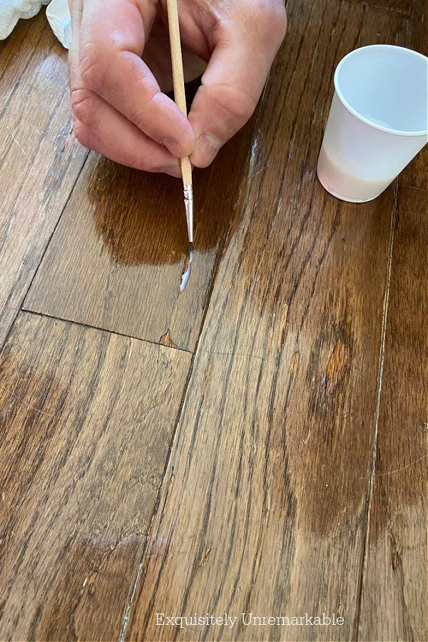 Brushing On Polyurethane