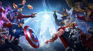 gmae MOBO android marvel super war