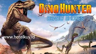 download game berburu dinosaurus andorid