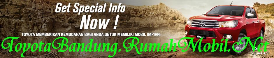 Paket Kredit Toyota Hilux Di Bandung