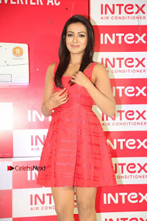 Actress Catherine Tresa Unveils Intex Air Conditioners  0003.jpg