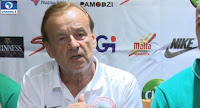 NFF SETS LOFTY MANDATE FOR GERNOT ROHR