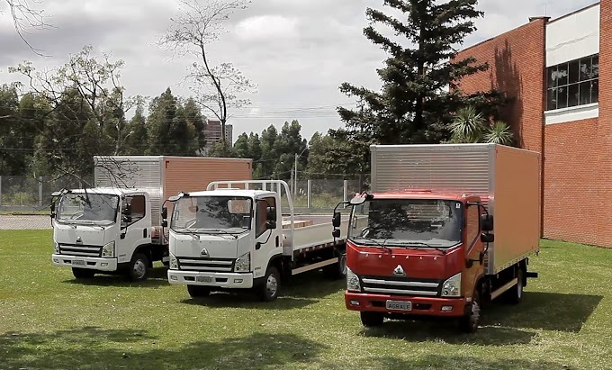 Agrale lança sua nova linha de caminhões leves