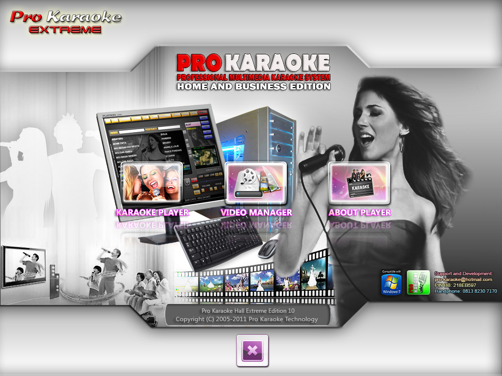 Pro Karaoke Home Extreme TS 10  Editon Full Version Gratis