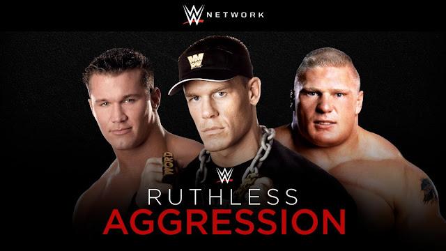 WWE Network adicionará grandes conteúdos sobre a Ruthless Agression