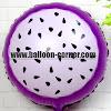 Balon Foil Potongan Buah Naga