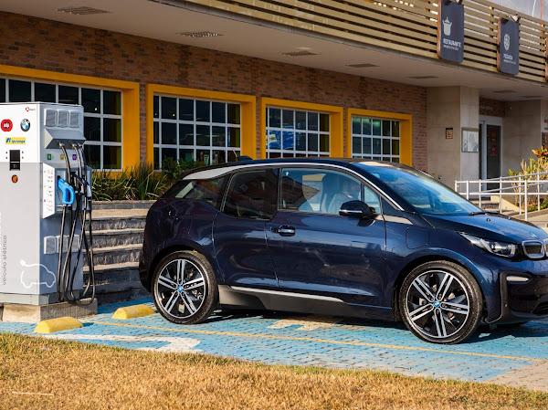 BMW i3 Rex terá extensor de autonomia a etanol no Brasil