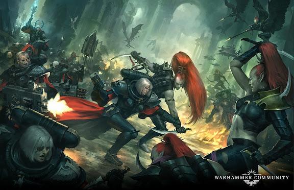 Warhammer 40,000: Piedad y Dolor
