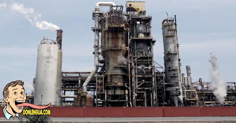 El Palito volvió a dejar de producir gasolina por su mal estado tras 8 horas de actividad