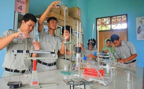 Model Latihan Laboratorium (Laboratory Training Model)