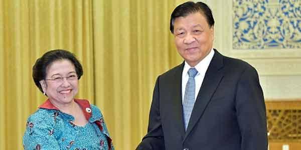 MRI: PDIP Mitra Strategis Cina untuk Kuasai Indonesia