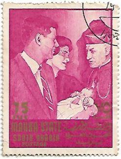 Selo Família Kennedy