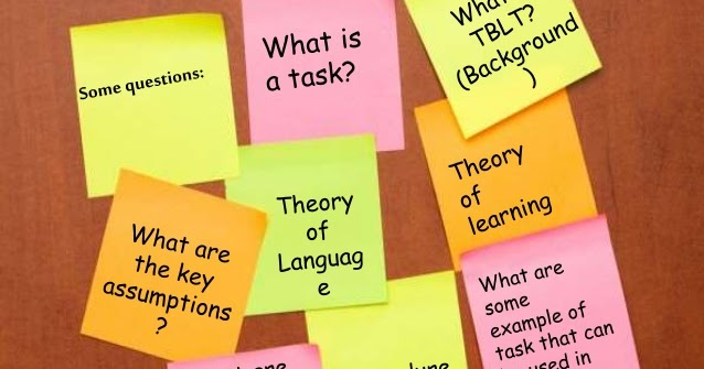 Integrating Content Based And Task Based Approaches For Teaching