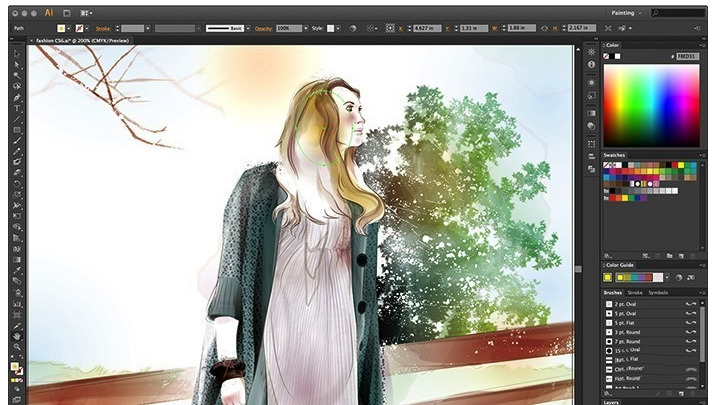 adobe illustrator cc free download full version with crack for windows xp