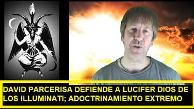👽David Parcerisa #Rimbel35 y #Jaconor73 defienden a Lucifer😈 dios de los #illuminati. Adoctrinamiento nueva era extremo #Katecon2006 #Enki