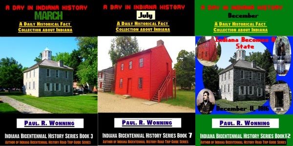 Indiana Bicentennial History Series