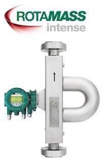 industrial coriolis flow meter