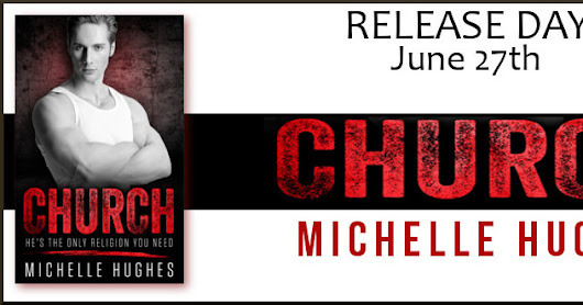 You're Invited to Church - Michelle Hughes