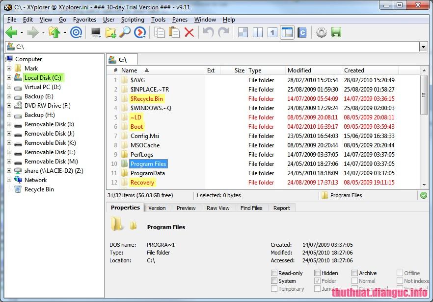 Download XYplorer 19.00.0300 Full Keygen – Phần mềm quản lý tập tin