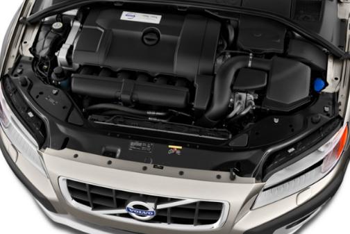 2017 Volvo XC70 Engine