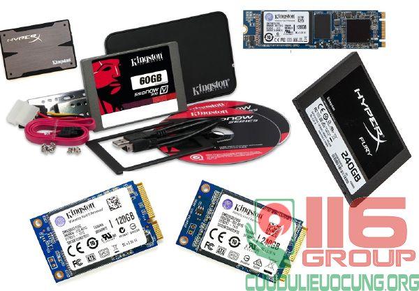 Ổ cứng SSD và HDD có khác biệt gì
