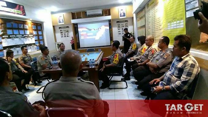 Jamin Naturu Aman, Tim Wasops Itwasum POLRI Tinjau Pengamanan di Wilayah Banten