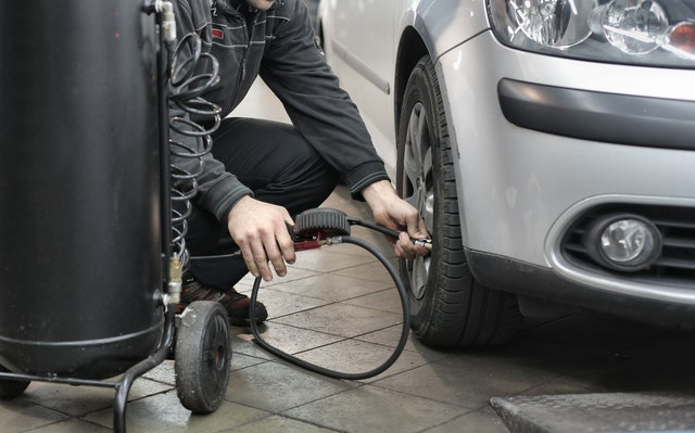 Advantages of nitrogen filling in the tire