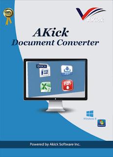 Akick Document Converter Portable