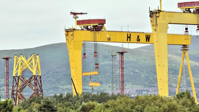 El astillero que construyó el Titanic se declara en bancarrota
