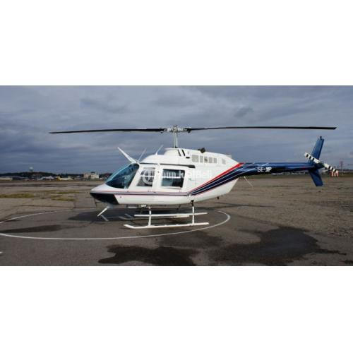 Terima Sewa Helikopter Surabaya, Jawa Timur Berpengalaman