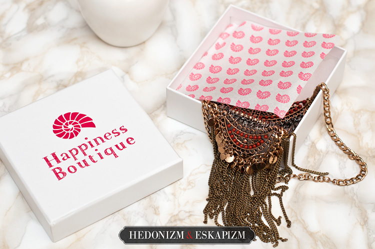 Biżuteria boho z Happiness Boutique